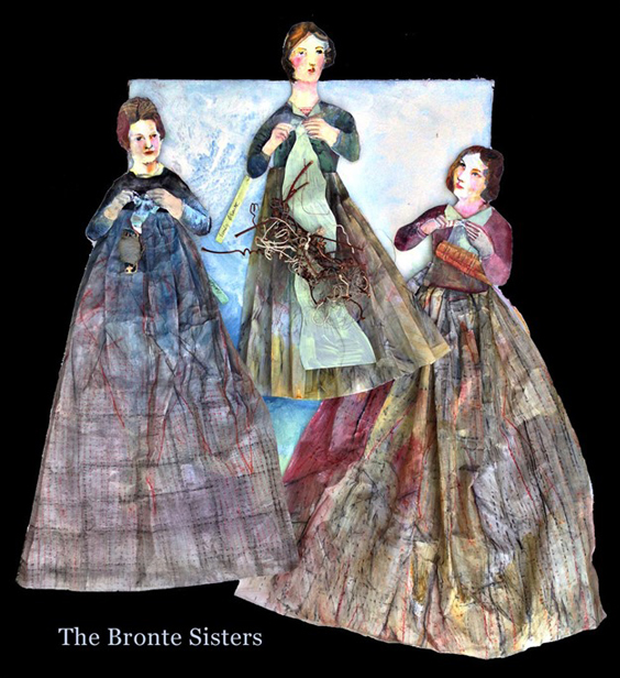 Bronte Sisters Stitching